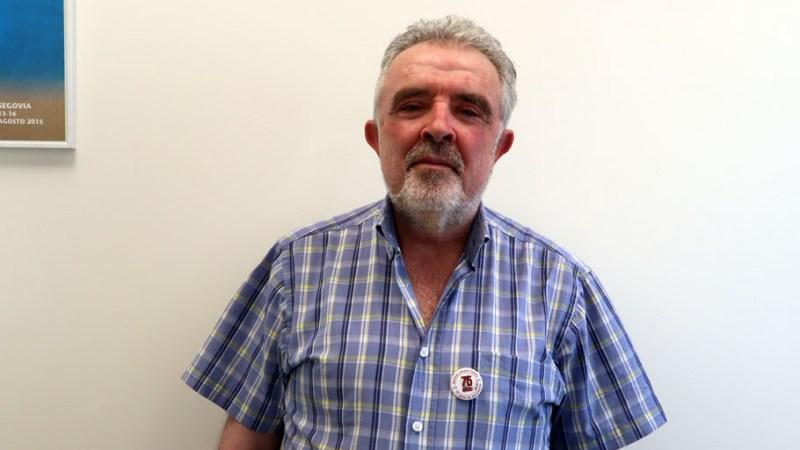 """Gonzalo Ruiz: """"La Iglesia debe mantener contacto con los sindicatos"""""""