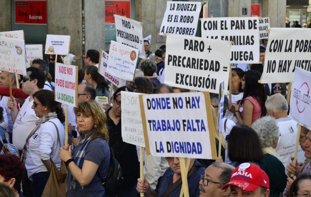 """Trabajadores cristianos de Andalucía y de Canarias convocan el acto """"Trabajo, compasión y ternura"""" para concluir su campaña"""