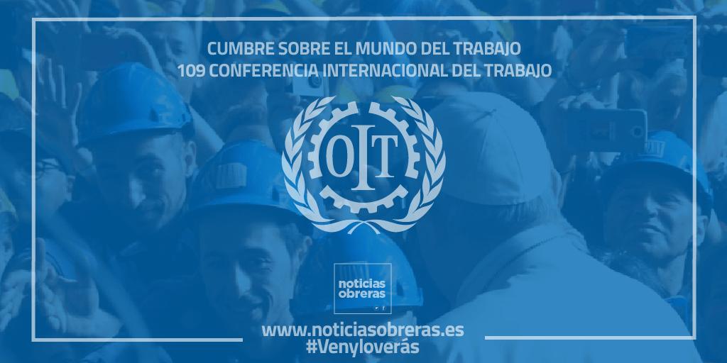 Mensaje del papa Francisco a la Cumbre Mundial del Trabajo OIT 2021