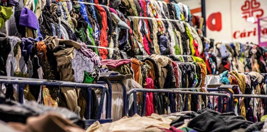 Un estudio advierte de las bajas tasas de reciclaje textil en España