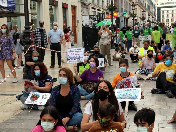 Trabajadores cristianos de Málaga se unen a la Alianza por la Emergencia Climática