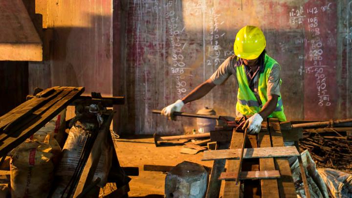 Aumenta la siniestralidad laboral en los servicios en los cinco primeros meses del año