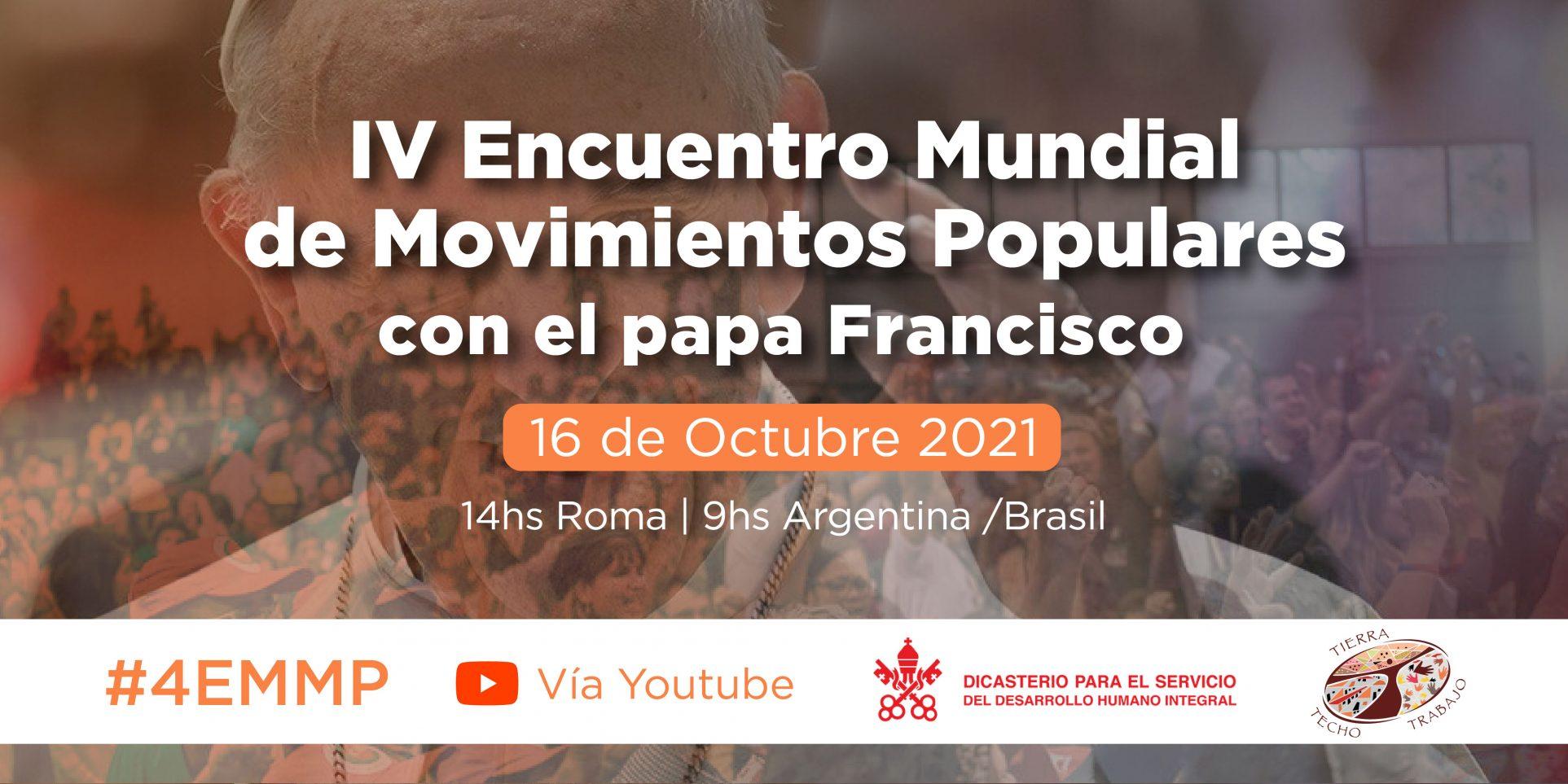 Programa | IV Encuentro Mundial de Movimientos Populares