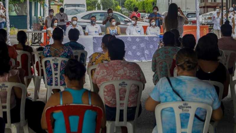 Acercar los servicios de salud a la población será un compromiso permanente: Fabián Cárdenas Sosa