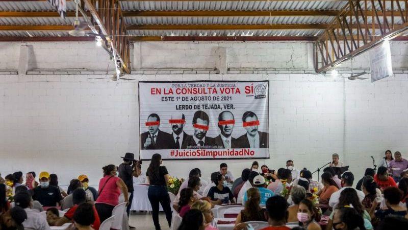 Lerdo de Tejada va por juicio contra expresidentes