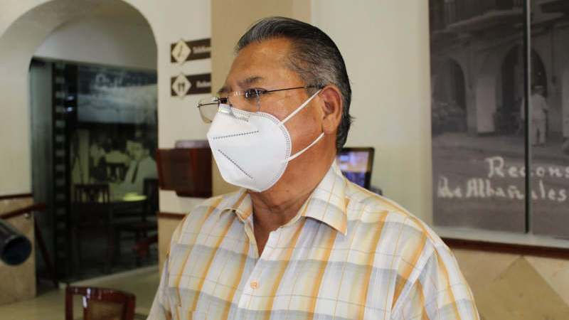 Alcalde de Ángel R. Cabada, Arturo Herviz Reyes, da positivo a Covid-19