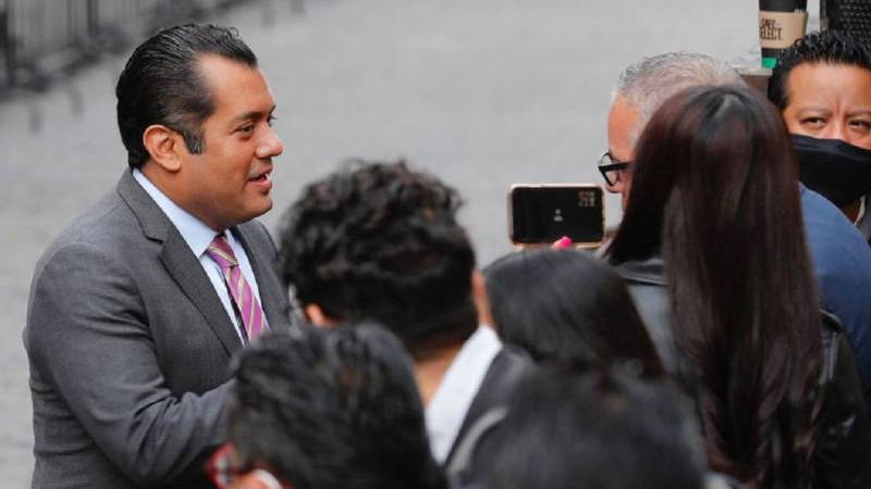 Es tiempo de las mujeres y muestra de ello es la integración de la Cámara de Diputados: diputado Gutiérrez Luna