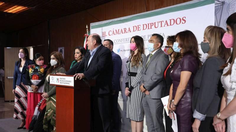 Un error, la Miscelánea Fiscal aprobada por Morena; simula beneficios y maltrata a clase media: PRI