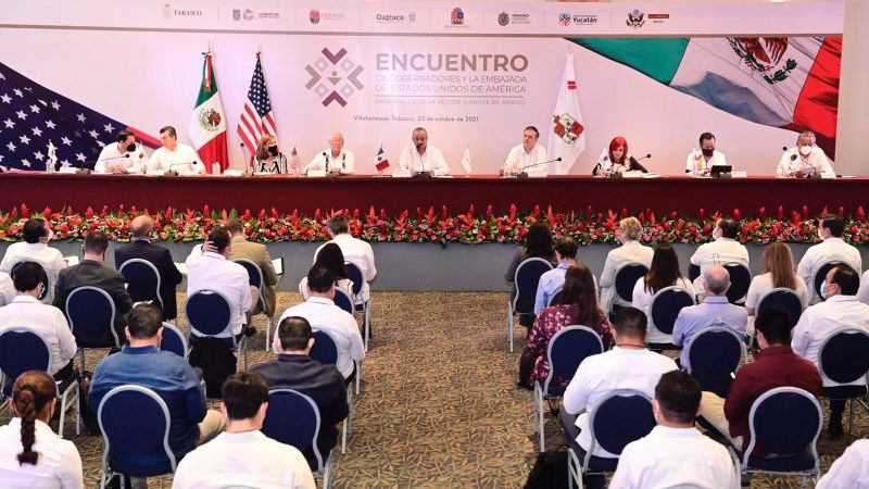 El desarrollo del sureste será con justicia para los más desfavorecidos: Cuitláhuac