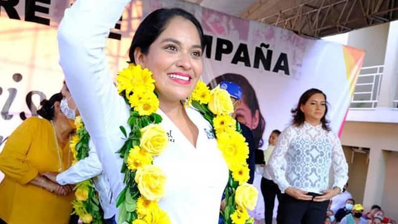 Tribunal Electoral emite sentencia y valida triunfo de Kristel Hernández Copete en Santiago Tuxtla