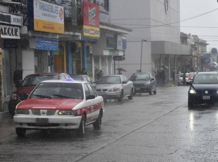 Continuarán lluvias en regiones de Los Tuxtlas y Coatzacoalcos