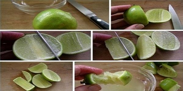 Eles disseram que beber água quente com limão era bom, mas eles não disseram isso