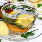 Chá de gengibre, canela e limão para esvaziar a barriga e perder peso em alguns dias. (Receita)