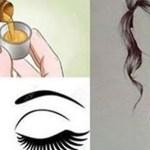 Se você deseja que suas sobrancelhas, cílios e cabelos sejam longos e saudáveis, este ingrediente único pode atendê-lo.