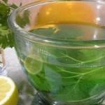 Cure infecções do trato urinário, pedras nos rins e mais preparando este chá de salsa… Aprenda!