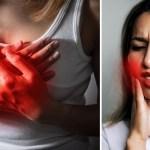 5 Sinais de alerta de um ataque cardíaco. Todas as mulheres precisam saber
