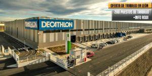 Decathlon oferta 150 empleos