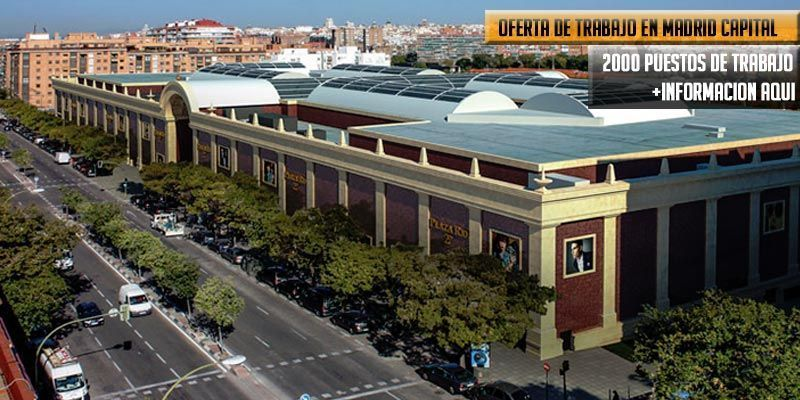 Centro Comercial Rio 2 de Madrid