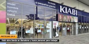 tiendas kiabi buscan personal para trabajar en sus tiendas