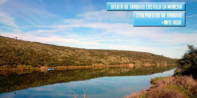 oferta de trabajo para Castilla la Mancha