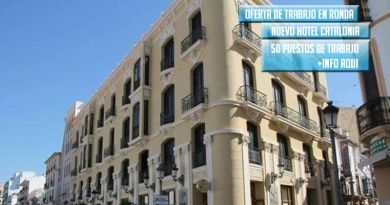 El segundo Hotel Catalonia en Ronda necesita cubrir 50 puestos de trabajo.
