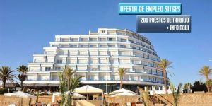 oferta de trabajo en Hotel Me Sitges Terramar