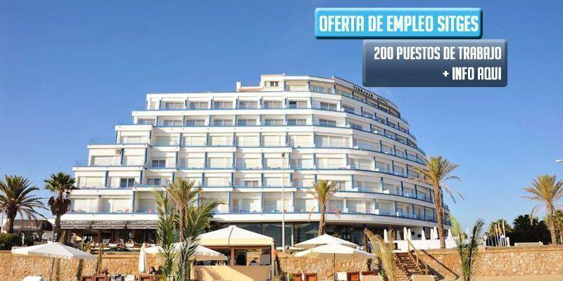 Melia busca personal para su nuevo hotel en sitges 200 - Busco trabajo en palma de mallorca ...