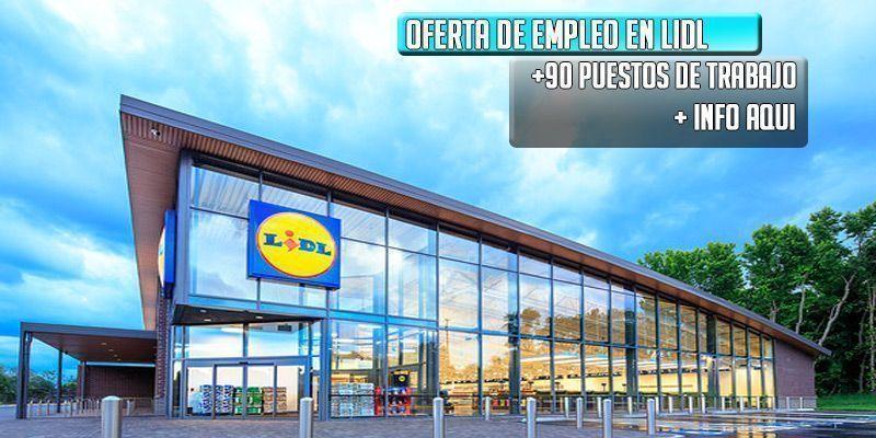 oferta de empleo en Lidl