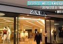 Zara en Málaga ofrece 20 puestos de trabajo