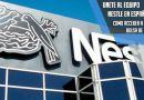 Forma parte del gran grupo Nestle España