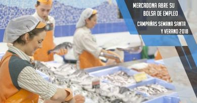 Mercadona abre su bolsa de empleo para campaña para Semana Santa y verano