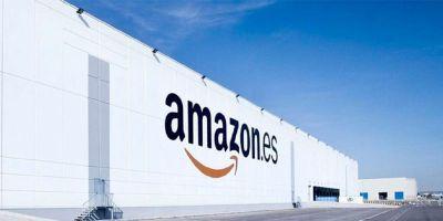 trabajar centro logísticos Amazon