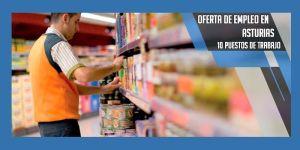 oferta de empleo mercadona en Asturias
