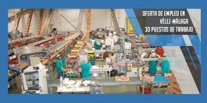 oferta de empleo como envasadoras Vélez-Málaga