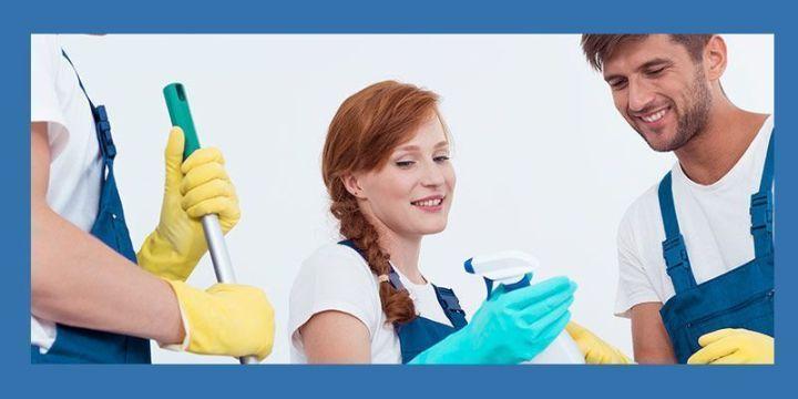 trabajar como limpiadora