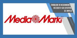 trabajar en MediaMarkt