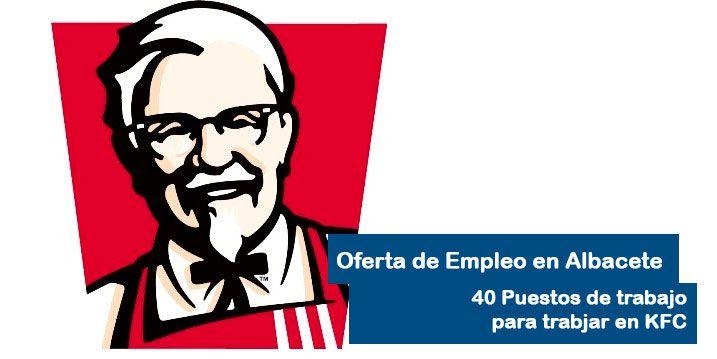 empleo en KFC albacete