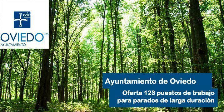 Ayuntamiento de Oviedo bolsa empleo público