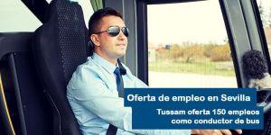 Tussam oferta 150 empleos en Sevilla