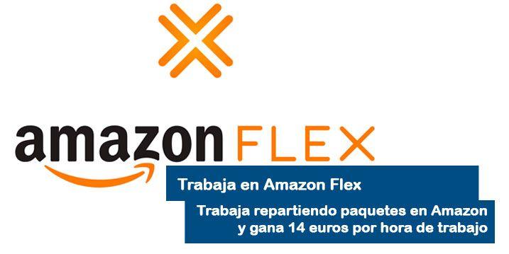 como trabajar en Amazon Flex