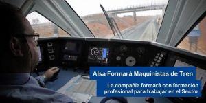Curso de Formación para maquinistas de tren