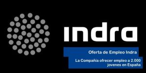 Indra oferta empleo en España