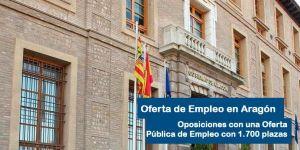 Oferta Pública de Empleo Gobierno de Aragón