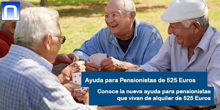 ayuda para pensionistas que viven de alquiler