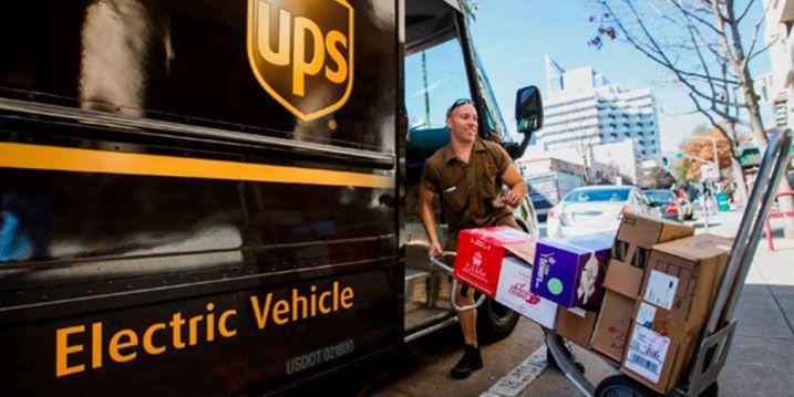 empleo UPS DHL