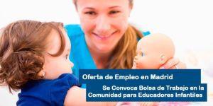 cuidadores infantiles madrid