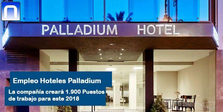 oferta de empleo Palladium