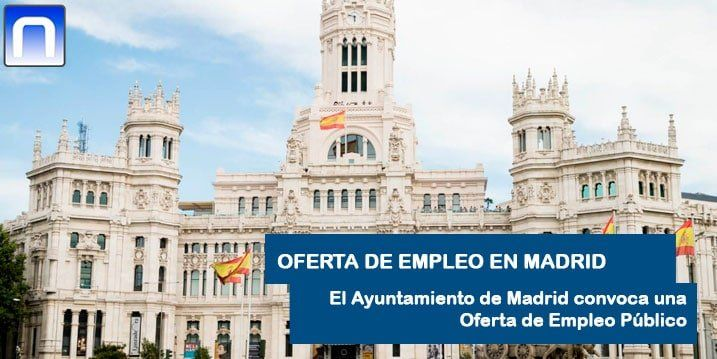 Bolsa de Empleo Público en Madrid