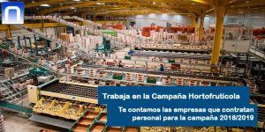 trabajar en almacenes Almeria