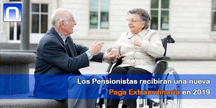 paga extra pensionistas